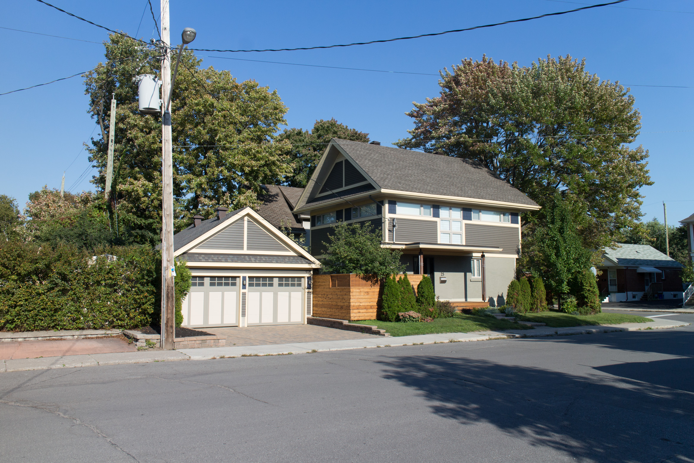 After - Street View - Siding and Trim